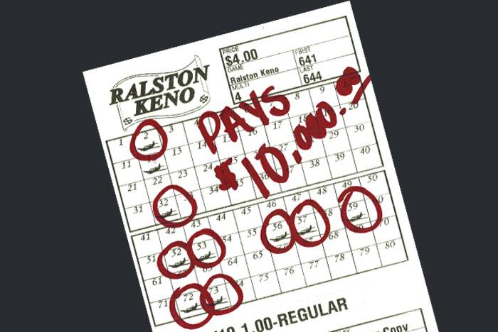 Ralston keno facebook